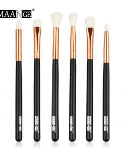 MAANGE Eye Shadow Brushes Set Professional 1/6pcs Makeup Brush For Eyeshadow Blend Concealer Shading Highlighter Make Up Brush