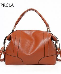 REPRCLA Fashion Large Women Bags PU Leather Pillow Handbags High Quality Shoulder Bag Large Women Messenger Bags 1