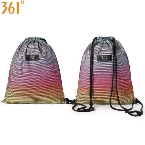 361 Sport Bag Swimming Backpack Drawstring Camping Sports Bags Outdoor Travel Pool Beach Gym Yoga Fitness Men Women Children Bag 3