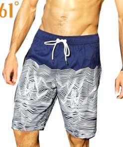 361 Men Board Shorts bathing Quick Dry Beach shorts Sports Mens Surf Pants Swim Trunks Boxer Swimming Shorts Male Swimwear 1