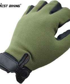 WEST BIKING Mens Women's  Breathable Mesh Cycling Gloves Non-Slip GEL Pads Mittens Summer Sports Wear Short Half Finger Gloves 1