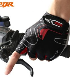 CBR Cycling Half Finger Cycling Gloves Nylon Mountain Bikes Gloves Breathable Sport Guantes Ciclismo Bike Bicycle Cycling Gloves 1