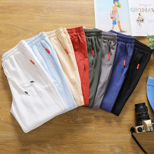 Varsanol Casual Shorts Men Clothes 2018 Summer Casual Men's Shorts Homme Cotton Bermuda Short Trousers Brand Clothing Puls Size  2