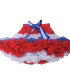New Baby Girls Tutu Skirt Ballerina Pettiskirt  Fluffy Children Ballet Skirts For Party Dance Princess Girl Tulle clothes 1
