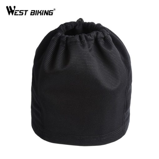 WEST BIKING Cycling Half Face Mask Winter Neck Thermal Cap Surface Dust-proof Snowboard Mask Bicycle Scarf Ski Cycling Face Mask 3