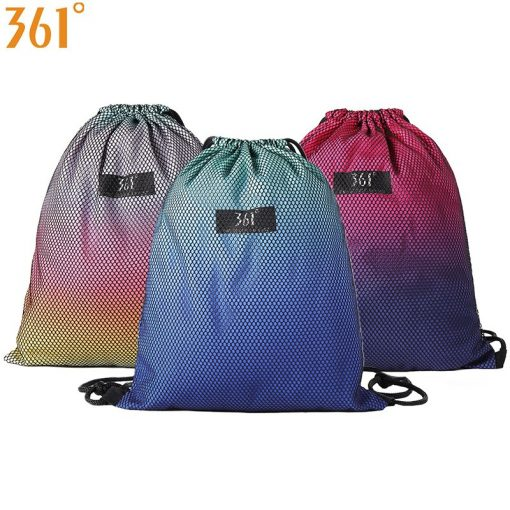 361 Sport Bag Swimming Backpack Drawstring Camping Sports Bags Outdoor Travel Pool Beach Gym Yoga Fitness Men Women Children Bag