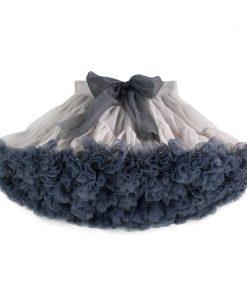 Girl designed tutu skirt new extra fluffy pettiskirt kids fashion princess soft tulle birthday holiday party performance skirt 1