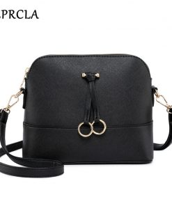 REPRCLA Patchwork Crossbody Bags for Women 2018 Fashion Shoulder Bag Shell Women Messenger Bags Luxury Leather Handbag Designer 1
