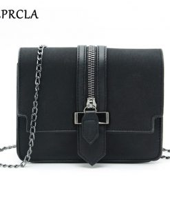 REPRCLA Fashion Matte PU Leather Women Bags High Quality Handbags Designer Shoulder Bag Small Chain Crossbody Messenger Bags 1