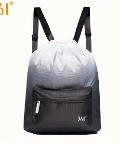 361 Sports Bag Swimming Backpack Waterproof Bag 20L Drawstring Dry Wet Bag Camping Pool Beach Gym Fitness Men Women Children 1