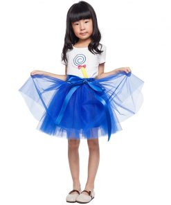 exclusive customization Tutu Skirts For Girls Skirt Kids Princess Tulle Skirts Lovely Ball Gown Pettiskirt Children Clothing  1