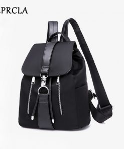 REPRCLA Fashion Waterproof Oxford Backpack Girls Schoolbag Shoulder Bag High Quality Women Backpacks Travel Bag Mochila 1