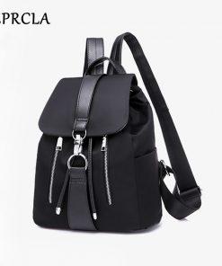 REPRCLA Fashion Waterproof Oxford Backpack Girls Schoolbag Shoulder Bag High Quality Women Backpacks Travel Bag Mochila 1
