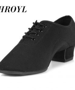 Dance shoes new arrival free shipping Brand boy's Children Men's Ballroom Latin Tango Modern Dance Shoes man Salsa heeled