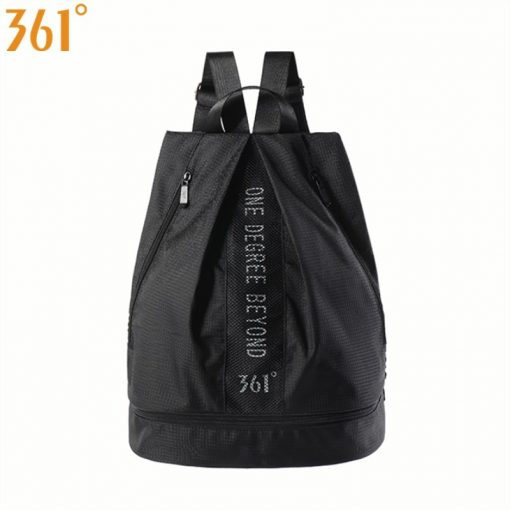 361 Outdoor Sports Backpack Swimming Bag Waterproof Bag 25L Combo Dry Wet Bag Travel Camping Pool Beach Gym Hiking Men Women