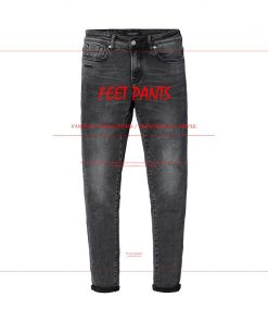 SIMWOOD 2019 Spring  New Scratched Jeans Men Classic Casual Jeans Denim Trousers Male Slim Fit Plus Size Brand Clothing NC017016 1