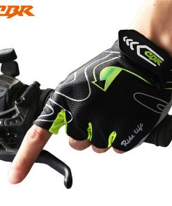 CBR Cycling Half Finger Cycling Gloves Nylon Mountain Bikes Gloves Breathable Sport Guantes Ciclismo Bike Bicycle Cycling Gloves