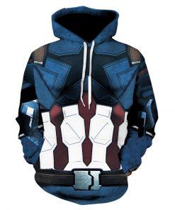 New 2018 avengers 3 infinite war Men hoodies Fashion men captain America 3d print Hoodies Streetwear Casual Cospaly Sweatshirt
