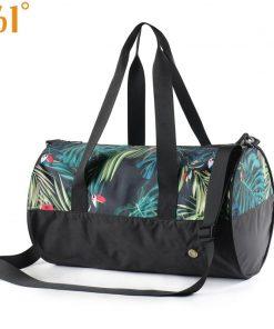 361 Sport Bag Fitness Gym Bag Waterproof Swimming Bags Handbag Shoulder 25L Combo Dry Wet Travel Camping Pool Beach Men Women