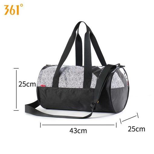 361 Sports Bags Gym Handbag waterproof Swimming Shoulder Bag 25L Combo Dry Wet Bag Travel Camping Pool Beach Men Women Children 2
