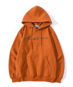 BOLUBAO Men's Hoodies Letter Men Jogging Hooded Sweatshirts Comfortable Solid Color Breathable Hoodies Sweatshirt Male 2