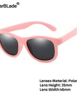 WarBlade 2020 Kids Sunglasses Children Polarized Sun Glasses Boys Girls Silicone Safety Glasses Baby Infant Shades Eyewear UV400 1