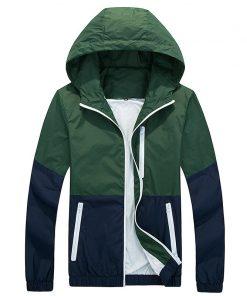 BOLUBAO Fashion Brand Mens Jacket  Autumn Men Casual Stand Jackets Windbreaker Coats Male Fashion Jackets Outerwear Coat 2