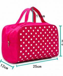Women Cosmetic Bag Luxurious Designer  Big Capacity Beautician Travel Organizer Multifunctional Beach Bag Makeup Bag Toilet Bag 2