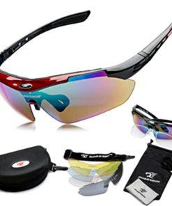 Dropshopping Cycling Polarized Eyewear Glasses Bicycle Sunglasses MTB Road Bike Men Women 5 Lenses Glasses Cycling Equipment 1