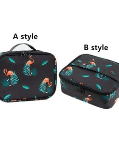Brand High Quality Lady Travel Storage Bags Women Makeup Bag Travel Beauty Cosmetic Bags Personal Hygiene Bags Wash Organizer 2