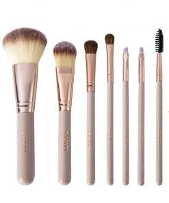7PCs/set Makeup Brushes Kit Beauty Make up Brush set Concealer Cosmetic Pincel Blush Foundation Eyeshadow Concealer Lip Eye Tool 2