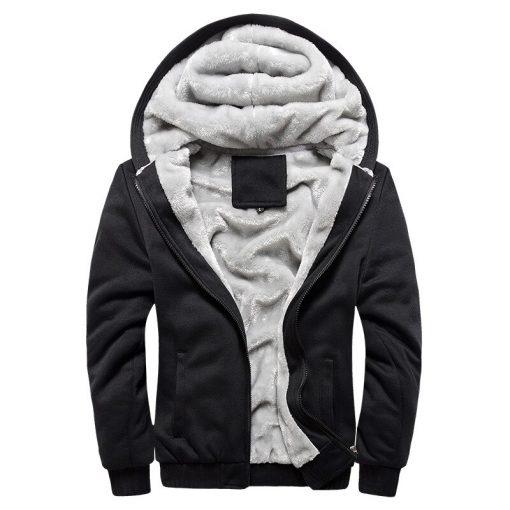 BOLUBAO Fashion Brand Men's Jackets Autumn Winter New Men Plus velvet Thickening Jacket Male Casual Hooded Jacket Coats 2