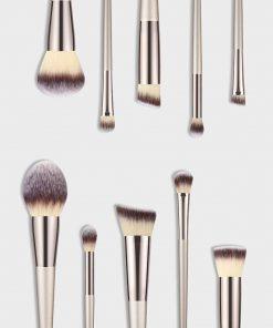 1PC Makeup Brushes Foundation Powder Blush Eyeshadow Concealer Lip Eye Make Up Brush Cosmetics For Face Beauty Make-up Tools New 2