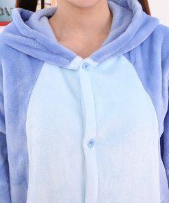 Adult Animal Unicorn Licorne Onesie Pajama Women Men Boys Girls Couple 2020 Winter Pajamas Suit Sleepwear Flannel Pijama 4