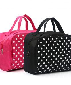 Women Cosmetic Bag Luxurious Designer  Big Capacity Beautician Travel Organizer Multifunctional Beach Bag Makeup Bag Toilet Bag 1