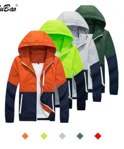 BOLUBAO Fashion Brand Mens Jacket  Autumn Men Casual Stand Jackets Windbreaker Coats Male Fashion Jackets Outerwear Coat 1